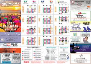 Meyerton-Calendar