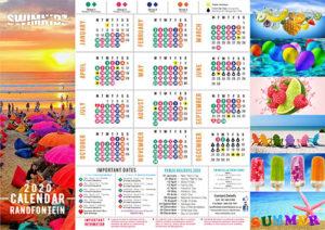 Randfontein-Calendar