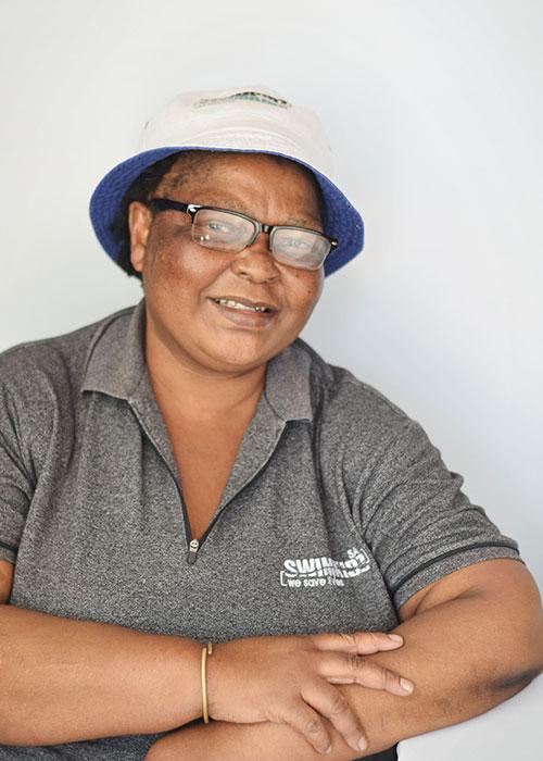 Evelyn Shabangu